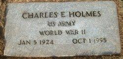 Charles E Holmes