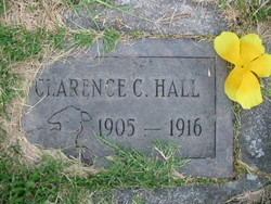 Clarence Clyde Hall