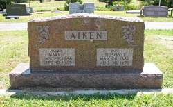 Mary Frances <i>Christopher</i> Aiken