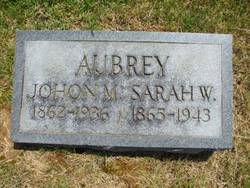 Johon Morgan Aubrey