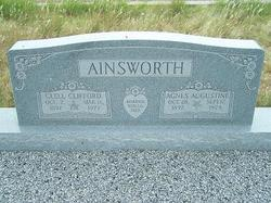 Agnes Lillian <i>Augustine</i> Ainsworth