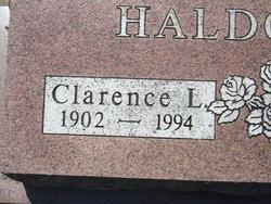 Clarence Leon Haldorson