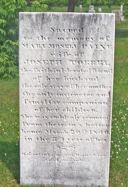 Mary Mosely <i>Paine</i> Morrey