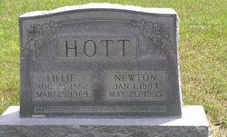 Lillie Myrtle <i>Haines</i> Hott