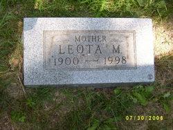 Leota Mae <i>Stauffer</i> Barnum