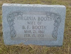 Louise Virginia Booth