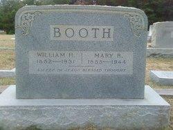 Mary Ruth <i>McGowan</i> Booth