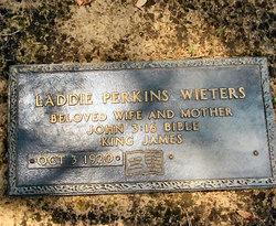 Laddie Perkins Wieters