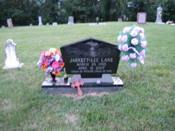 Jarrett Lee Lane