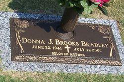 Donna J. <i>Brooks</i> Bradley