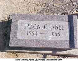 Jason C. Abel