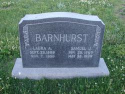 Laura Ann <i>Hatch</i> Barnhurst