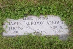 James Kokomo Arnold