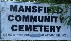 Mansfield Community Cemetery