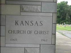 Kansas Church of Christ Cemetery