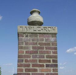 Maple Row Cemetery