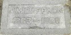 John Marshall Daffron