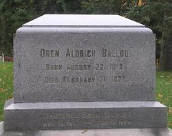 Oren Aldrich Ballou