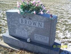 Mildred E. <i>Darter</i> Brown