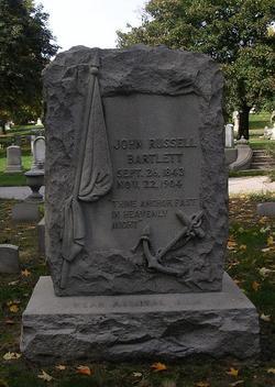 CDR John Russell Bartlett, II