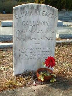 Elisha Clement Callaway