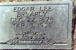 Edgar Lee Bryarly