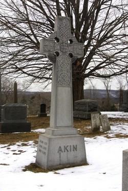 Albro Akin, II