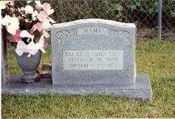 Mae Belle <i>Smith</i> Cone