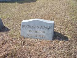 Brigham Sheffield Adams