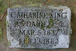 Catherine <i>King</i> Daniel