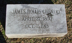 James Hollis Chenery