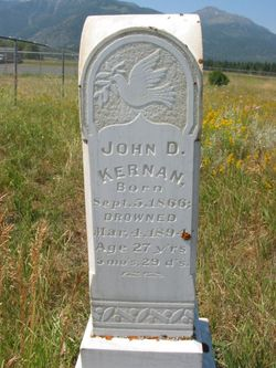 John D. Kernan