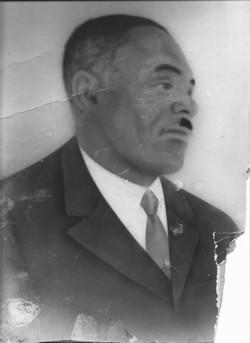 Pvt Lumas Alexander Robinson