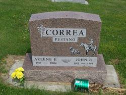 Arlene Evelyn <i>Nunn</i> Correa