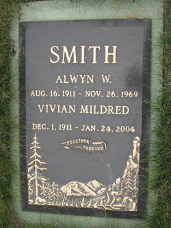 Alwyn W. Smith