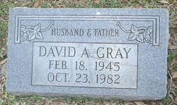 David Arnold Gray