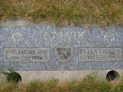 Ellen <i>Hollis</i> Aalvik