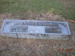 Jackie Mae <i>Garner</i> Anderson