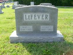 Mary I <i>Miller</i> LeFever