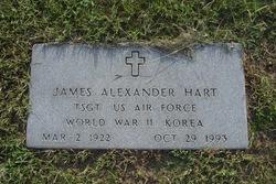 Sgt James Alexander Hart