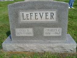 Anna <i>B</i> LeFever