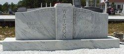 Bertha Rosolie <i>Thain</i> Watson
