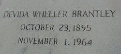 Devida <i>Wheeler</i> Brantley