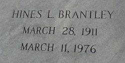 Hines L. Brantley