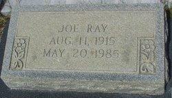 Joe Ray Arnold