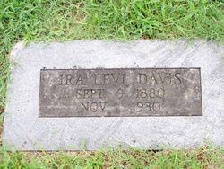 Ira Levi Davis