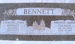 Sterling John Bennett