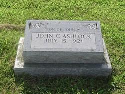 John C Ashlock