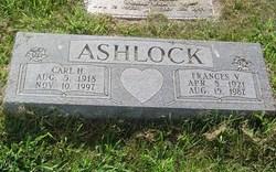 Carl H Ashlock