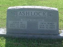 John W Ashlock
